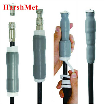 Silicone Cold Shrink Tubing with Mastic for Telecom